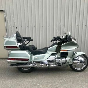 Honda Gold Wing SE 1999