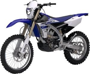 Yamaha WR450F 2016