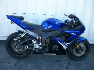 Yamaha YZF-R6S 2008