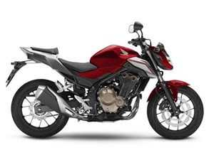 Honda CB500F STANDARD / 25$/sem 2018