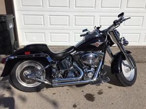 Harley-Davidson FLSTF/FLSTFI Fat Boy 2002