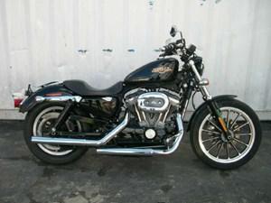 Harley-Davidson Sportster 883 Low 2009