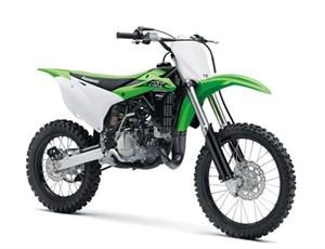 Kawasaki KX100 2016