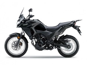 Kawasaki VERSYS X 300 ABS BLACK / 21$/sem 2018