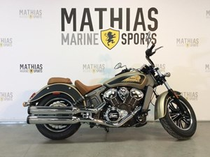 Indian INDIAN SCOUT ABS ICON SERIES / 48$/sem 2018