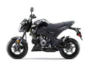 Kawasaki Z125 PRO BLACK / 15$/sem 2018