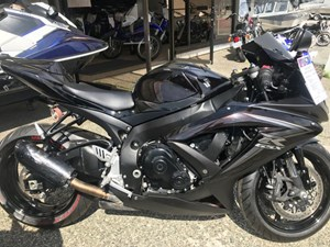 Yamaha GSXR 750 2010