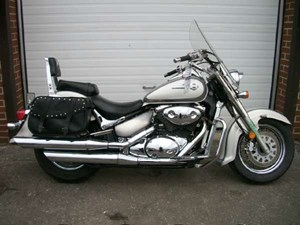 Suzuki Intruder Volusia 800 (VL800) 2004