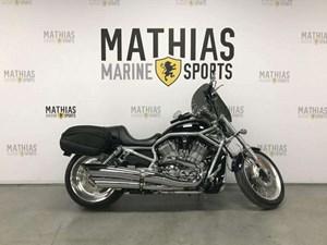 Harley-Davidson v-rod 2009