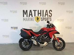 Ducati Multistrada 1200 S 2012