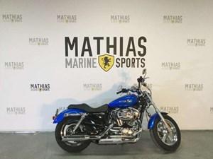 Harley-Davidson Sportster XL 1200 2014