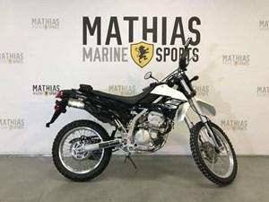 Kawasaki klx 250S 2013