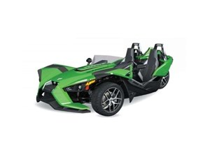 Polaris SLINGSHOT SL DRAGON GREEN / 82$/sem 2018