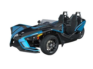 Polaris SLINGSHOT SLR ELECTRIC BLUE / 89$/sem 2018