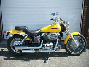 Honda Shadow Spirit 750 2002