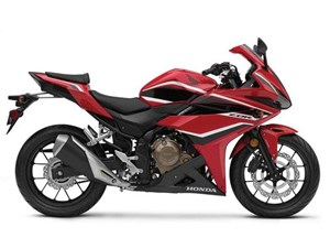 Honda CBR500R ABS / 24$/sem 2018