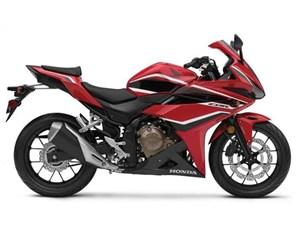 Honda CBR500R ABS / 26$/sem 2018