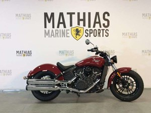 Indian SCOUT SIXTY / 35$/sem 2018