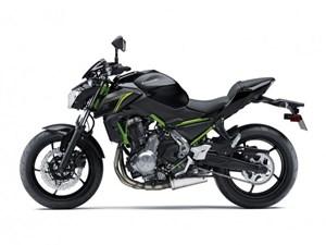 Kawasaki Z650 BLACK / 33$/sem 2018