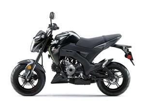 Kawasaki Z125 PRO BLACK / 16$/sem 2018