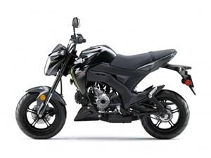 Kawasaki Z125 PRO BLACK / 18$/sem 2018