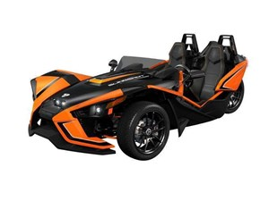 Polaris SLINGSHOT SLR ORANGE EN FOLIE / 80$/sem garantie 4 2017