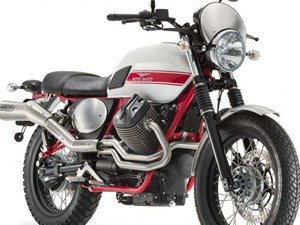 Moto-guzzi V7 II STORNELLO / 30$/sem 2017