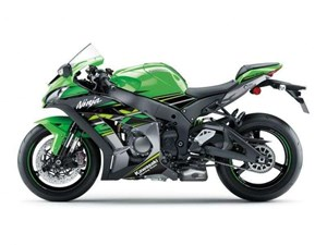 Kawasaki NINJA ZX-10R ABS KAWASAKI RACING TEAM EDITION / 40 2018