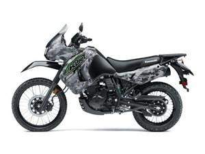 Kawasaki KLR650 CAMO / 22$/sem 2018