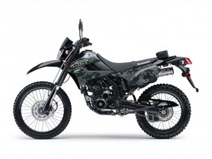 Kawasaki KLX250 CAMO / 26$/sem 2018