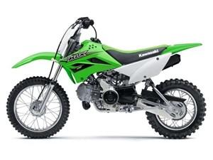 Kawasaki KLX110 / 13$/sem 2017