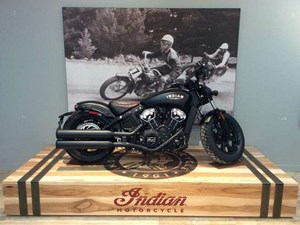 Indian SCOUT BOBBER / 45$/sem 2018