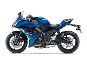 Kawasaki NINJA 650 ABS BLUE / 26$/sem 2018
