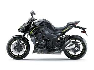 Kawasaki Z1000R ABS BLACK / 37$/sem 2018