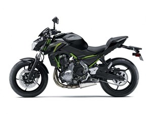Kawasaki Z650 ABS BLACK / 24$/sem 2018