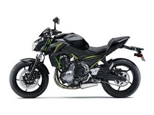 Kawasaki Z650 ABS BLACK / 27$/sem 2018