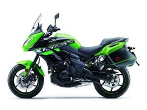 Kawasaki VERSYS 650 ABS LT SE GREEN / 24$/sem 2018