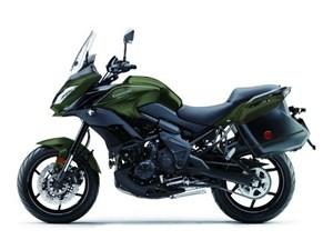 Kawasaki VERSYS 650 ABS LT GREEN / 24$/sem 2018