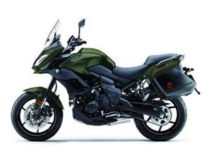 Kawasaki VERSYS 650 ABS LT GREEN / 25$/sem 2018