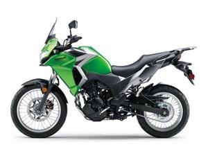 Kawasaki VERSYS X 300 ABS GREEN / 21$/sem 2018