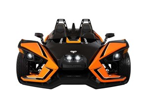 Polaris SLINGSHOT SLR ORANGE MADNESS / 89$/sem 2018