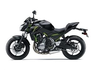 Kawasaki Z650 / 22$/sem 2018