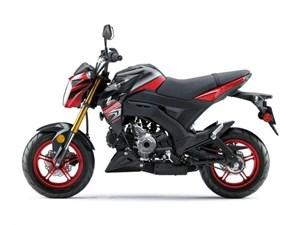 Kawasaki Z125 PRO SE / 16$/sem 2018