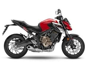 Honda CB650FA STANDARD / 32$/sem 2018