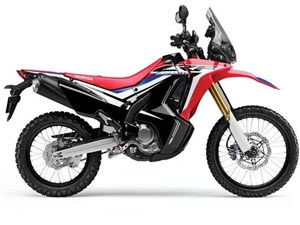 Honda CRF250 RALLY STANDARD / 23$/sem 2018