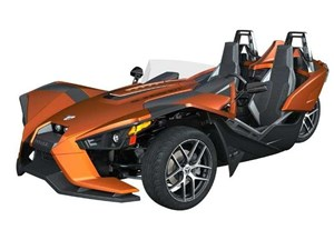 Polaris SLINGSHOT SL ZION ORANGE / 82$/sem 2018
