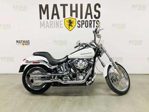 Harley-Davidson Softail Deuce 2004