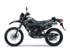 Kawasaki KLX250 CAMO / 18$/sem 2018