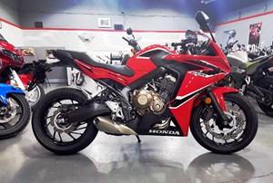 Honda CBR® 650F 2018