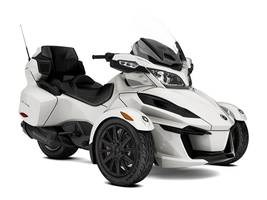 Can-Am Spyder® RT 6-speed semi-automatic with r 2018